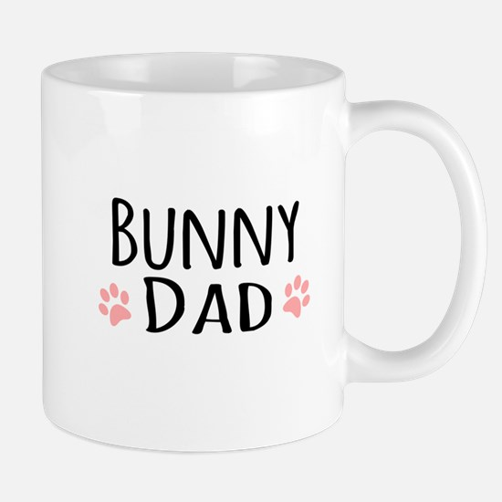 Bunny Dad Mugs