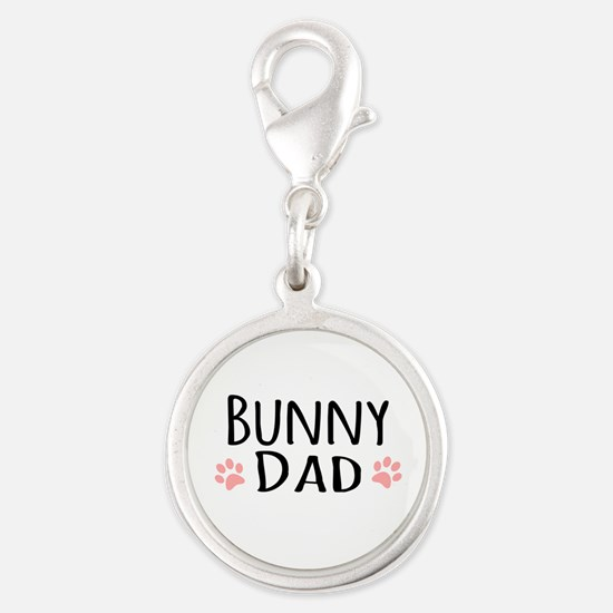 Bunny Dad Charms