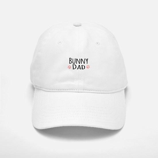 Bunny Dad Baseball Baseball Cap