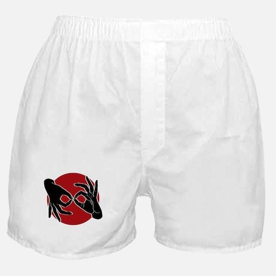 SL Interpreter 02-02 Boxer Shorts