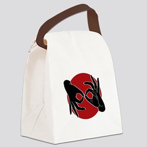 SL Interpreter 02-02 Canvas Lunch Bag