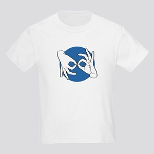 SL Interpreter 01-05 Kids Light T-Shirt