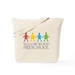 Willow Wood Logo Tote Bag