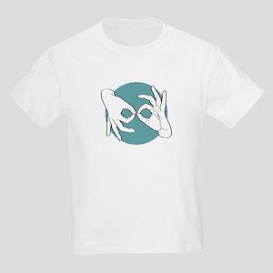 SL Interpreter 01-06 Kids Light T-Shirt