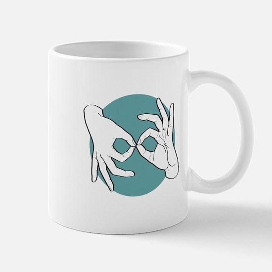 SL Interpreter 01-06 Mug