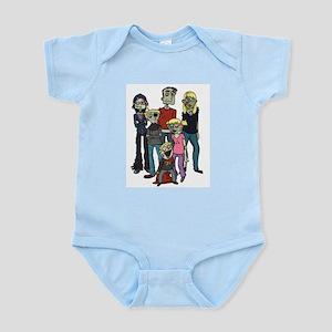 Rancid Family Body Suit
