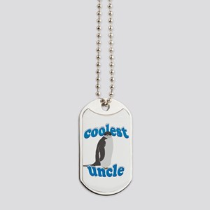 Coolest Uncle Dog Tags