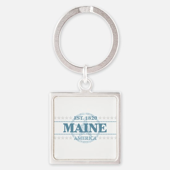 Maine Keychains
