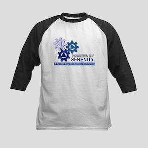 Powered by Serenity Kids Baseball Jersey