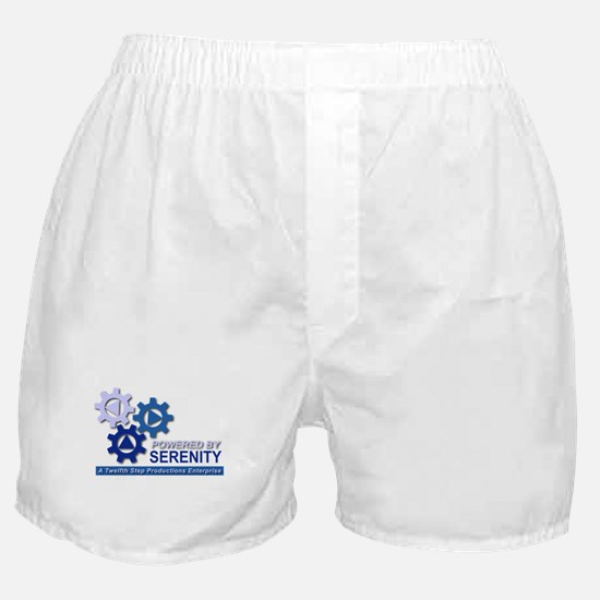 Powered by Serenity Boxer Shorts