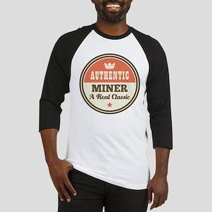 Miner Vintage Baseball Jersey