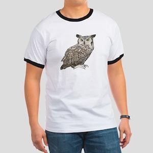 Owl Ringer T