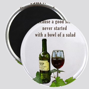 Wine Story Magnets