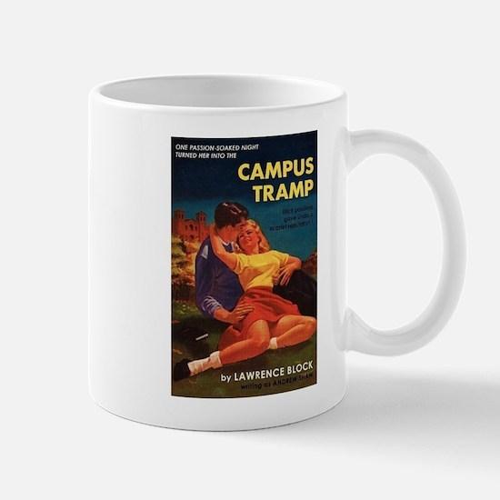Campus Tramp Retro Mugs