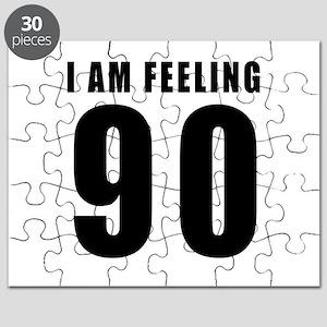 I am feeling 90 Puzzle