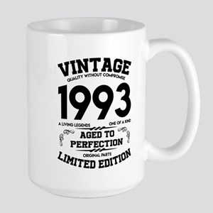 VINTAGE 1993 AGED TO PERFECTION Mugs