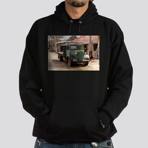 Old green truck Sweatshirt