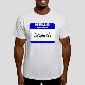 hello my name is jamal Light T-Shirt