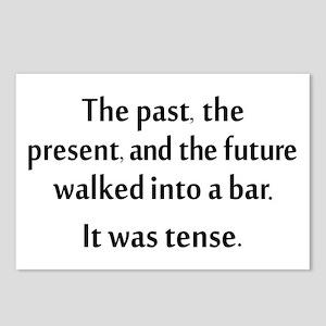 Grammar Joke Postcards (Package of 8)
