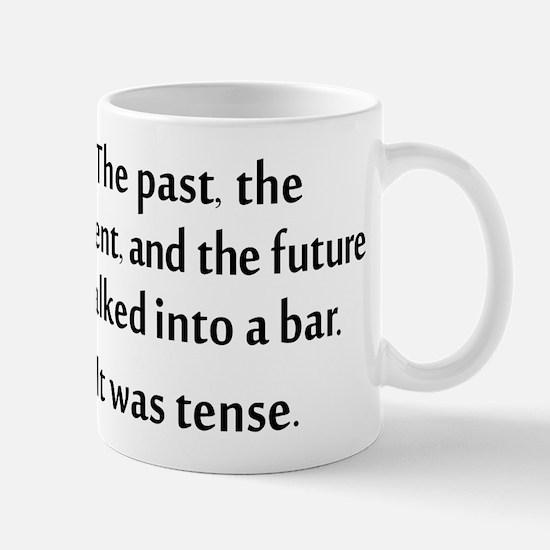 Grammar Joke Mug