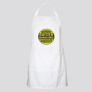 BARBERSHOP CIRCLE Apron