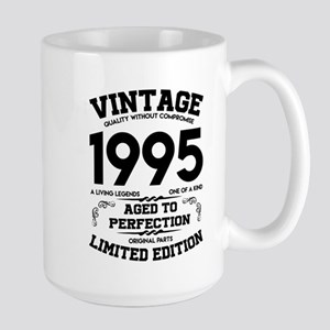 VINTAGE 1995 AGED TO PERFECTION Mugs