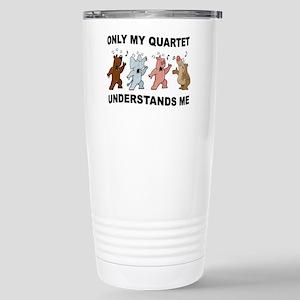 ANIMAL QUARTET Travel Mug