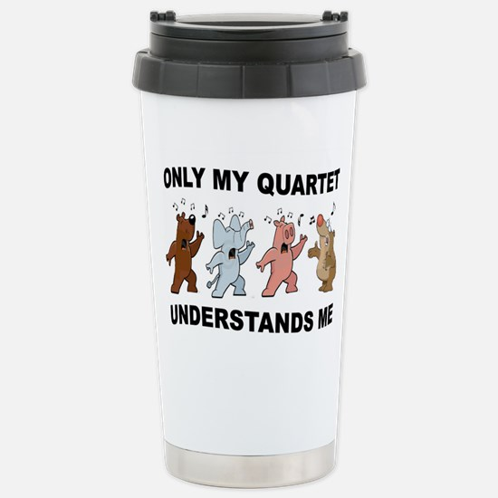 ANIMAL QUARTET Travel Mug