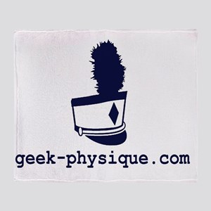 Band Geek Throw Blanket