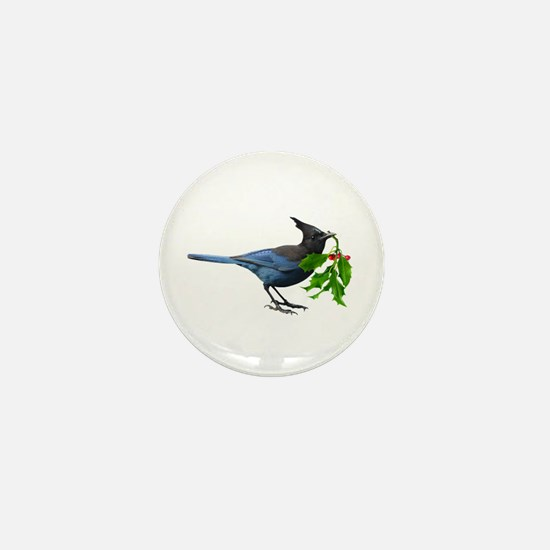 Jay Holly Mini Button