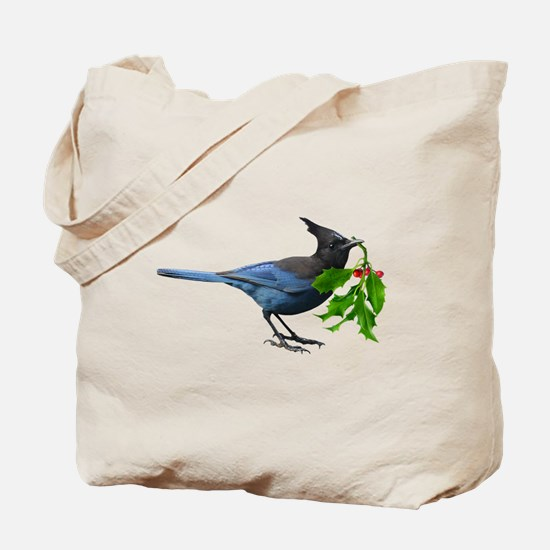 Jay Holly Tote Bag