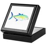 Bluefin Trevally Keepsake Box