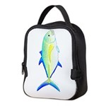 Bluefin Trevally c Neoprene Lunch Bag
