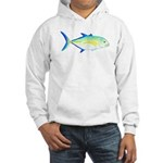 Bluefin Trevally c Hoodie