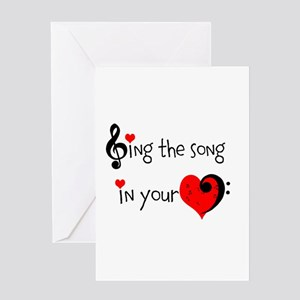 Singing greeting cards cafepress heart song greeting card m4hsunfo