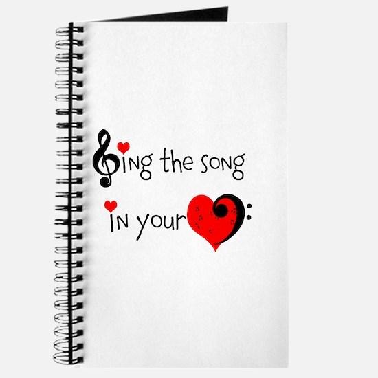Heart Song Journal