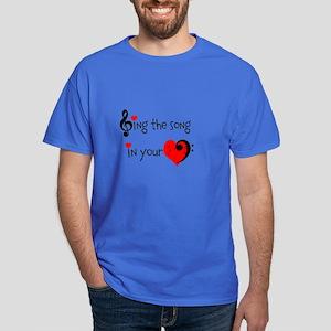 Heart Song Dark T-Shirt