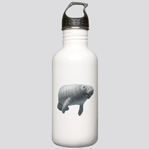 Manatee Stainless Water Bottle 1.0L