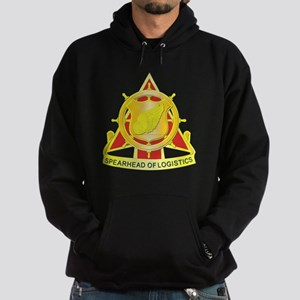 1052nd Transportation Company Hoodie (dark)