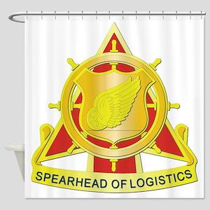 1052nd Transportation Company Shower Curtain