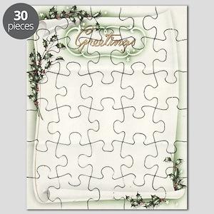 Tannenbaum Puzzle.Letterhead Gifts Cafepress