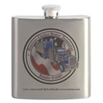 ACHA Rooster Cruiser Full Color #2 Flask