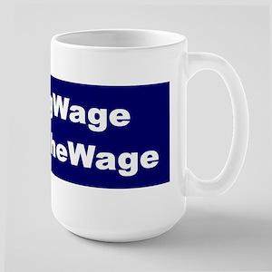 #RaiseTheWage Mugs