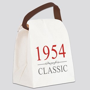1954 Classic Canvas Lunch Bag