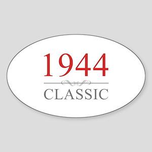 1944 Classic Sticker (Oval)