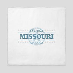 Missouri Queen Duvet