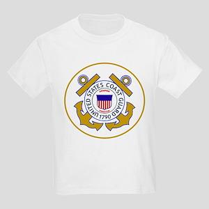 US Coast Guard Kids Light T-Shirt