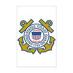 US Coast Guard Mini Poster Print