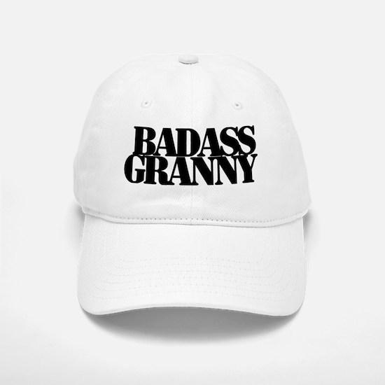 Badass Granny - G-Rated  Baseball Baseball Cap