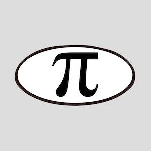 pi Mathematics Symbol Patches
